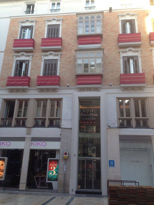 fachada hotel larios1